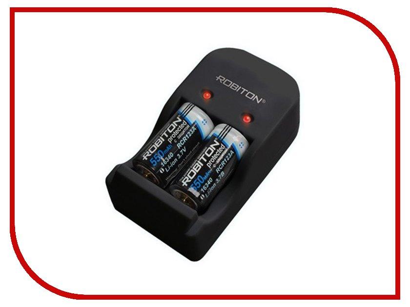 цена Зарядное устройство Robiton SmartRCR123 13024 онлайн в 2017 году