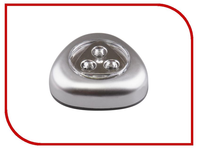Фонарь ФАZА T2-3xL3-T Silver<br>