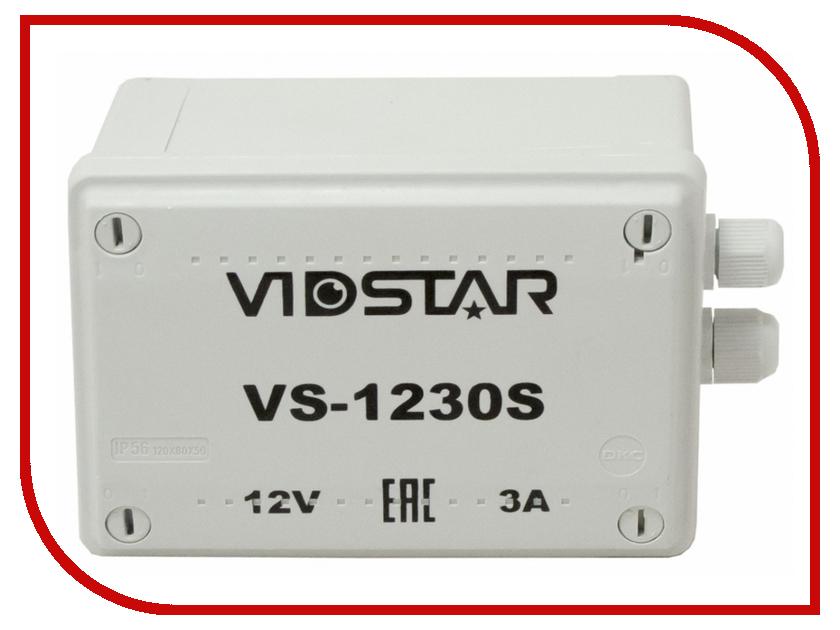 Аксессуар VidStar VS-1230S бесперебойный источник питания