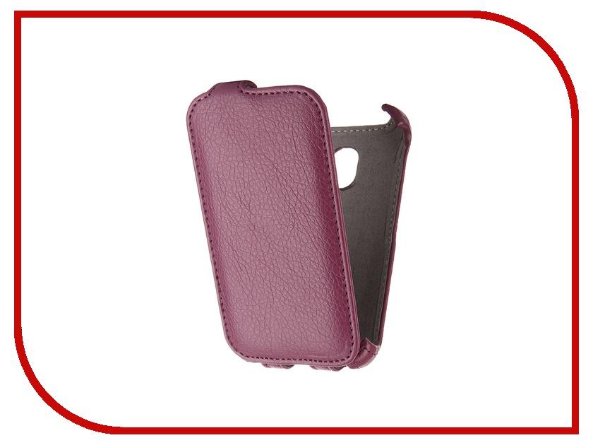 Аксессуар Чехол Alcatel OneTouch Pixi 3 4009D Gecko Violet GG-F-ALC4009D-VIO