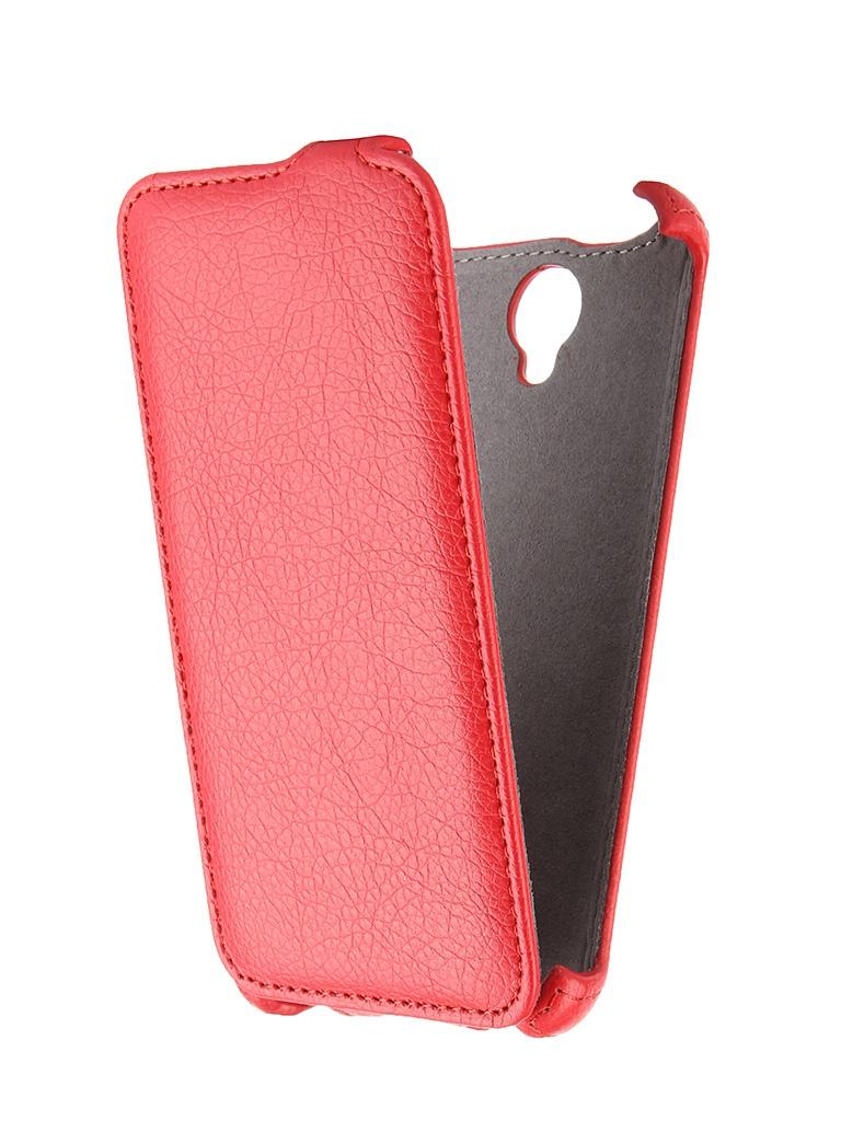 ��������� ����� Lenovo A5000 Gecko Red GG-F-LENA5000-RED