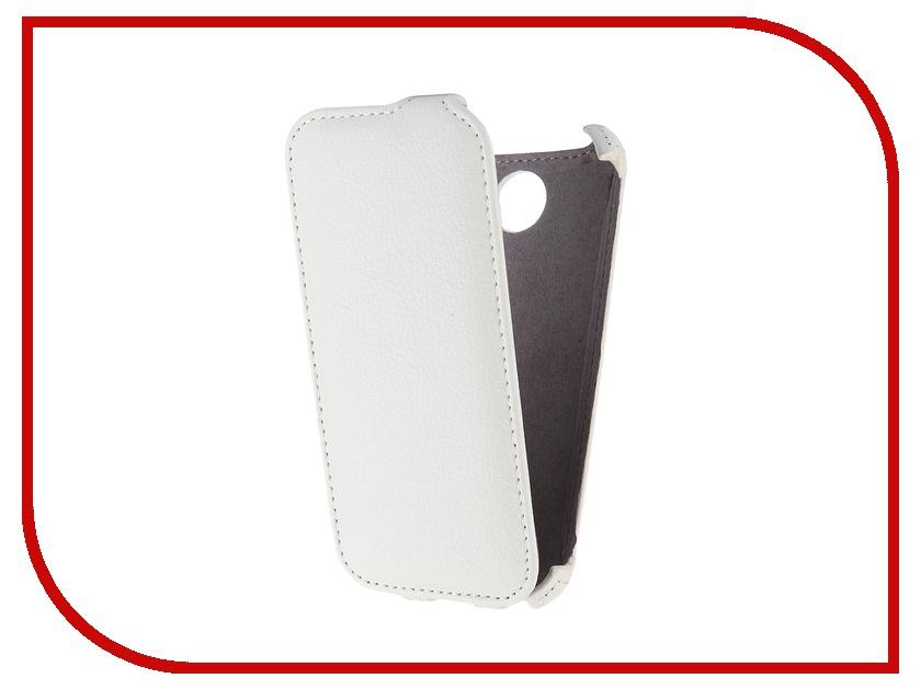 Аксессуар Чехол Lenovo A516 Gecko White GG-F-LENA516-WH<br>