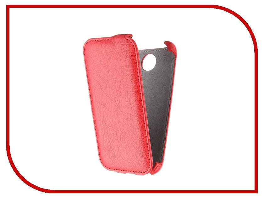 Аксессуар Чехол Lenovo A516 Gecko Red GG-F-LENA516-RED<br>