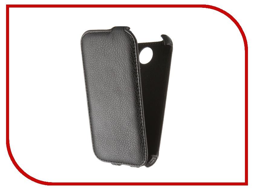 Аксессуар Чехол Lenovo A516 Gecko Black GG-F-LENA516-BL аксессуар чехол meizu m2 mini gecko black gg f meim2mini bl