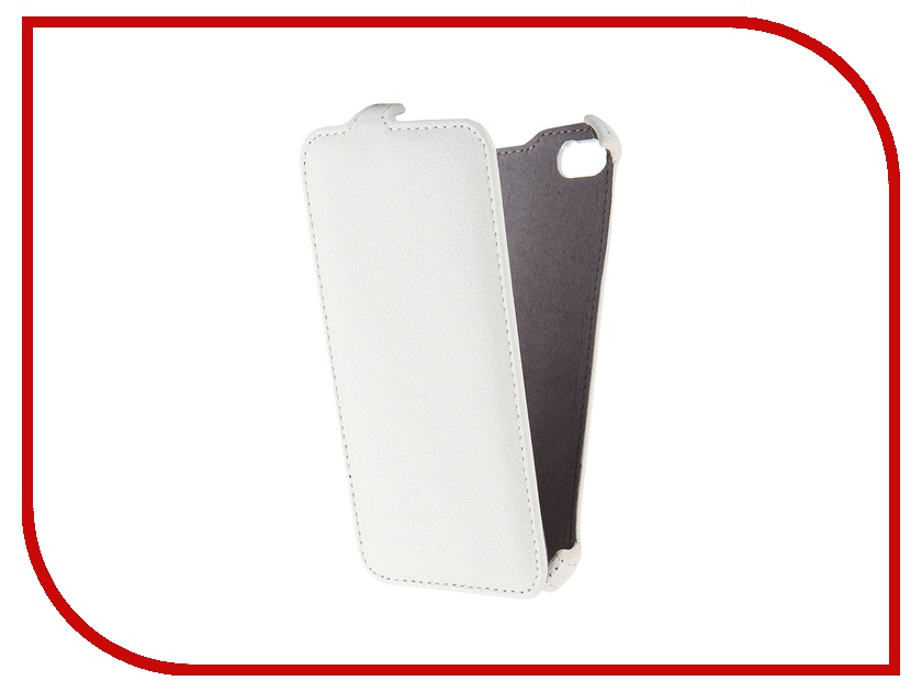 Аксессуар Чехол Lenovo S60 Gecko White GG-F-LENS60-WH<br>