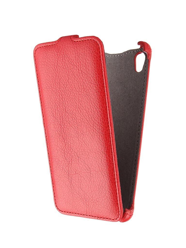 Аксессуар Чехол Sony Xperia Z3+/Z3+ Dual E6553/E6533 Gecko Red GG-F-SONZ3+-RED<br>