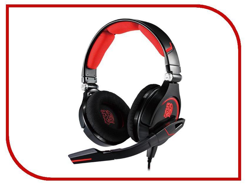 Гарнитура Tt eSports Cronos HT-CRO008ECBL Black<br>