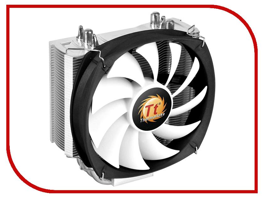 все цены на  Кулер Thermaltake Frio Silent 12 CL-P001-AL12BL-B (Intel S775/S1150/1155/1156/S1356/1366/S2011/AMD/AM2/AM2+/AM3/AM3+/FM1/FM2/FM2+)  онлайн