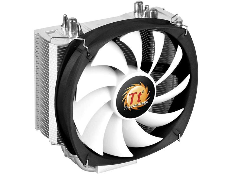 лучшая цена Кулер Thermaltake Frio Silent 12 CL-P001-AL12BL-B (Intel S775/S1150/1155/1156/S1356/1366/S2011/AMD/AM2/AM2+/AM3/AM3+/FM1/FM2/FM2+)