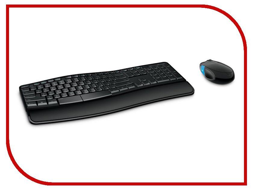 Набор Microsoft Sculpt Comfort Desktop L3V-00017 клавиатура microsoft comfort curve keyboard 3000 3tj 00012 usb