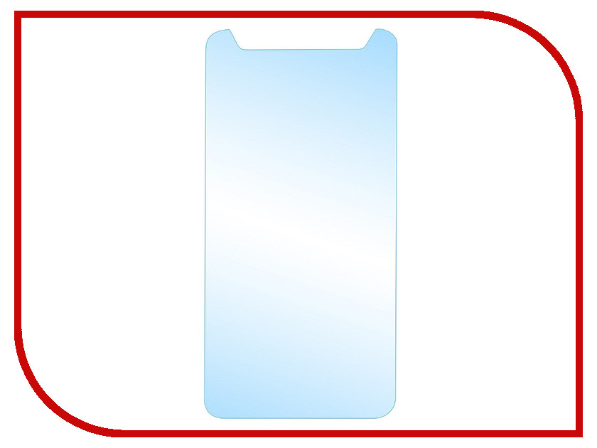 Аксессуар Защитное стекло Ainy 5.3-inch универсальное 0.33mm<br>
