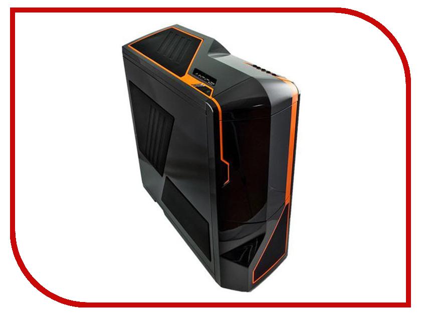 Корпус NZXT Phantom Black-Orange<br>