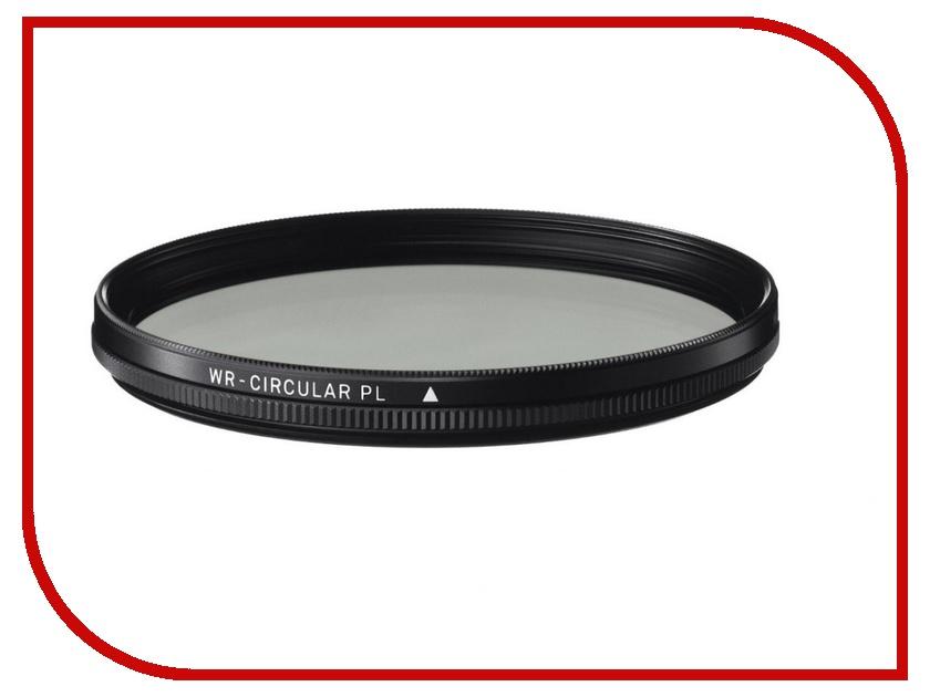 Светофильтр Sigma WR C-PL 77mm AFG9C0<br>