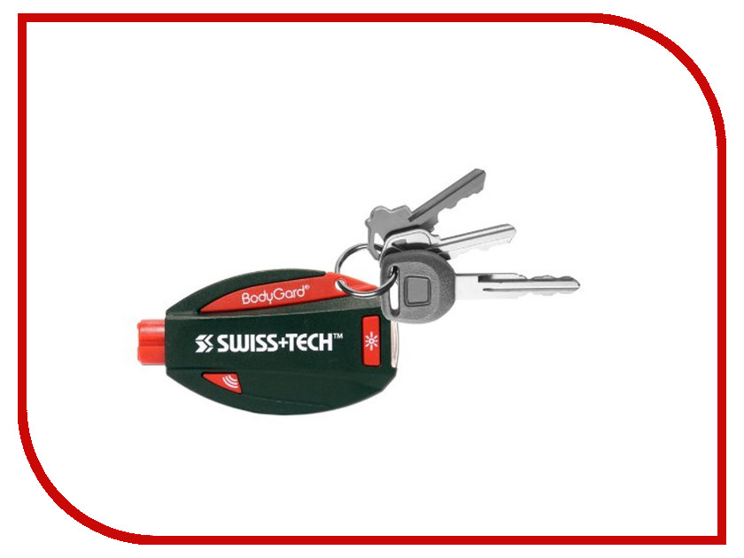 Мультитул Swiss+Tech BodyGard ESC ST81005<br>