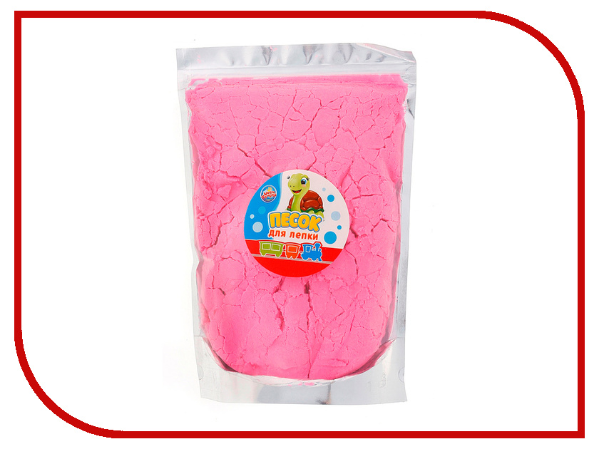 Набор для лепки Школа талантов 500г 968460 Pink