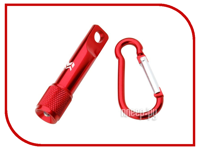 Фонарь Swiss+Tech Carabiner Flashlight ST51015