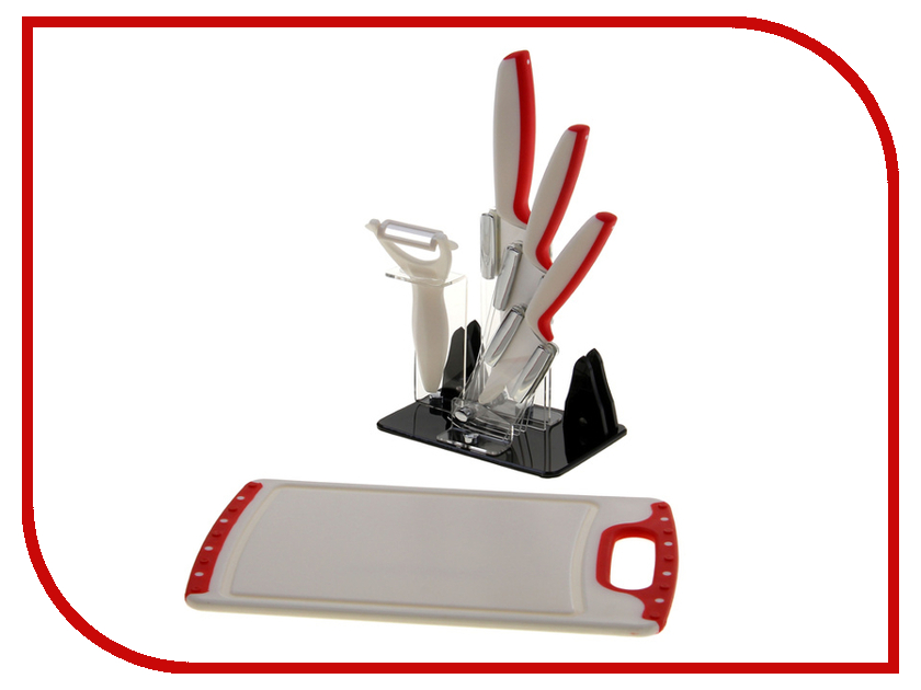 Набор ножей СИМА-ЛЕНД 1007443 Red
