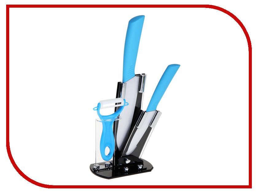 Набор ножей СИМА-ЛЕНД 1042491 Light Blue