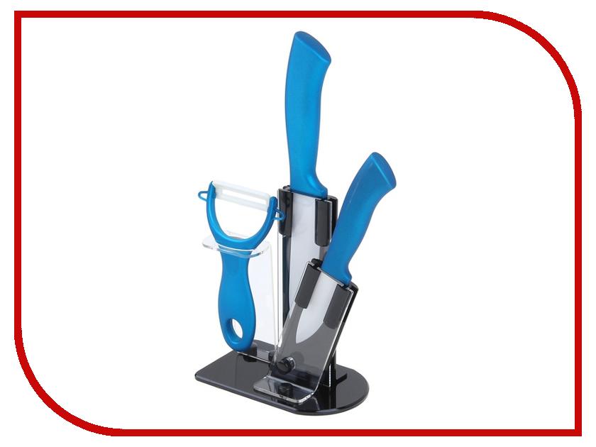 Набор ножей СИМА-ЛЕНД 1042829 Blue