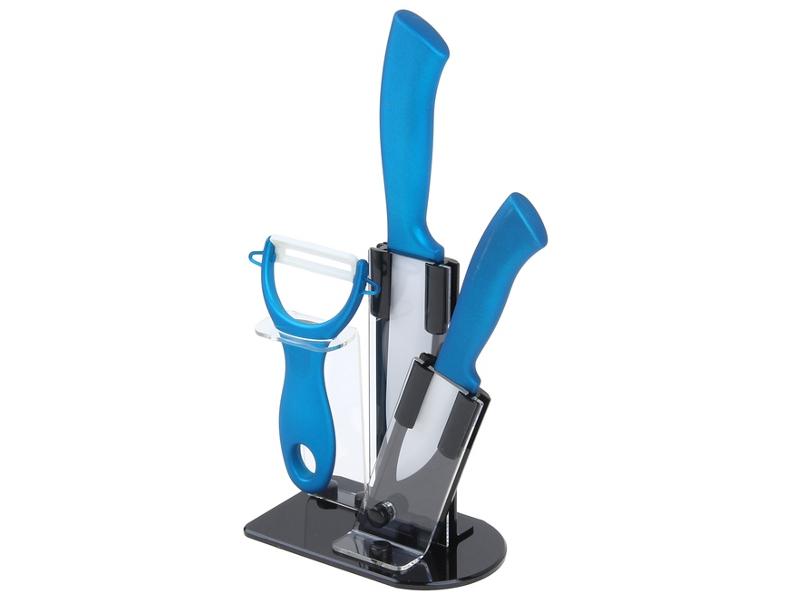 Набор ножей СИМА-ЛЕНД 1042829 Blue от Pleer