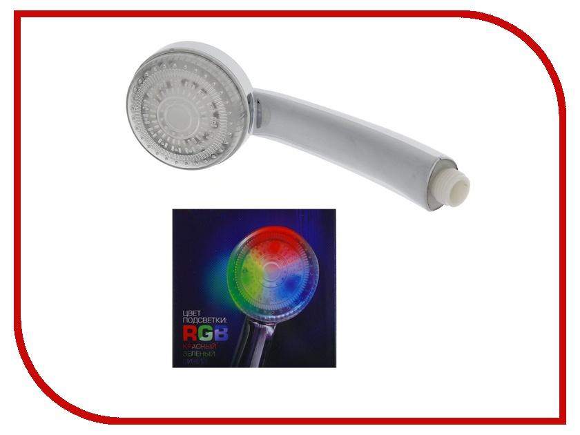 Аксессуар Luazon LED RGB LD-001 913430 душевая лейка<br>