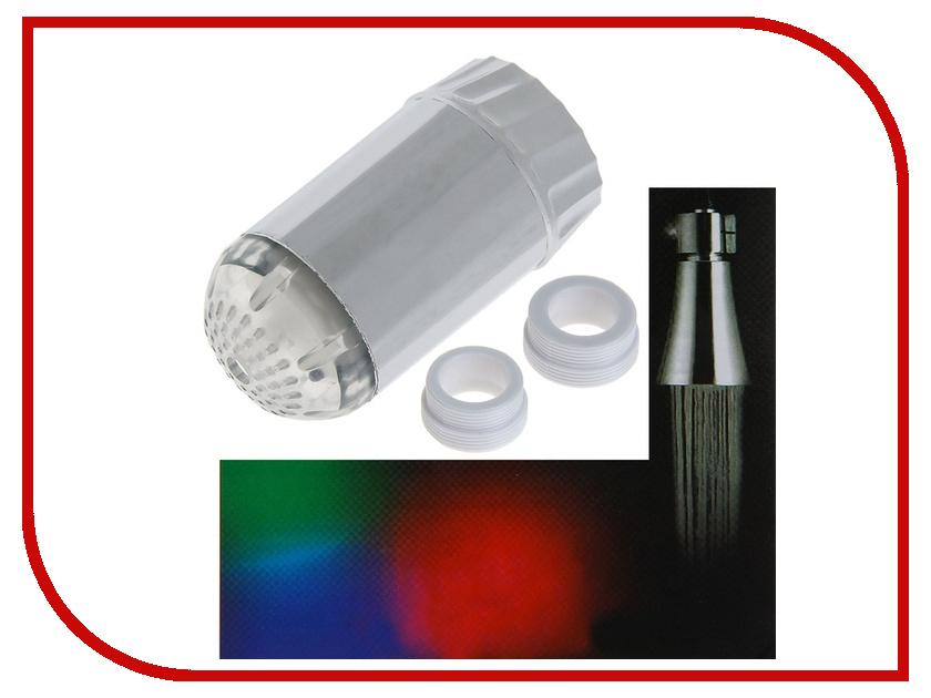 Аксессуар Luazon LED RGB NK-011 913424 насадка на кран<br>