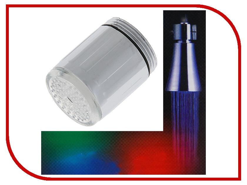 Аксессуар Luazon LED RGB NK-010 913420 насадка на кран<br>