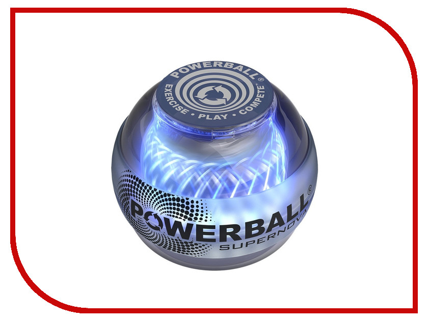 Тренажер кистевой Powerball SuperNova Classic