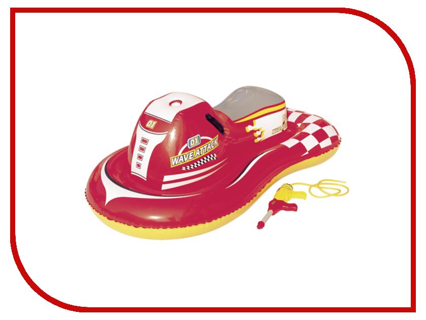 Игрушка для плавания BestWay Скутер 140х84 см с водяным пистолетом 41071 / 499353 куплю скутер 125 см куб б у