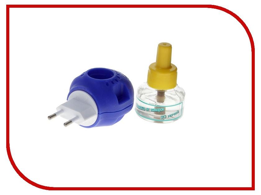 Средство защиты от комаров Nadzor Жидкость 30 ночей 514847<br>