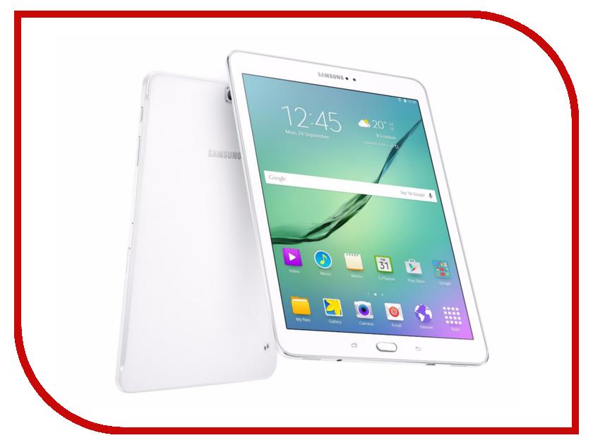 Планшет Samsung SM-T710 Galaxy Tab S2 8.0 - 32Gb Wi-Fi White SM-T710NZWESER Samsung Exynos 5433 1.9 GHz/3072Mb/32Gb/Wi-Fi/Bluetooth/Cam/8.0/2048x1536/Android