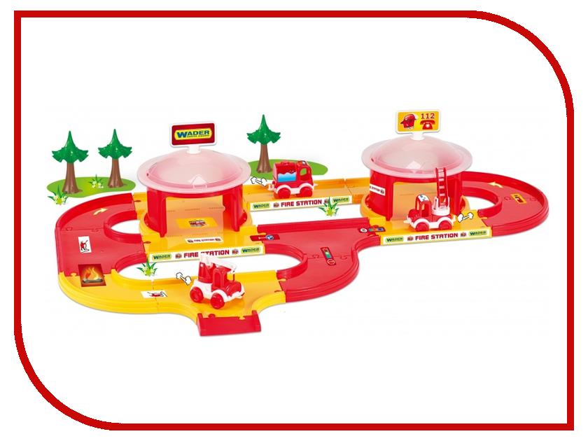 Игрушка Тигрес Пожарная станция 713157<br>