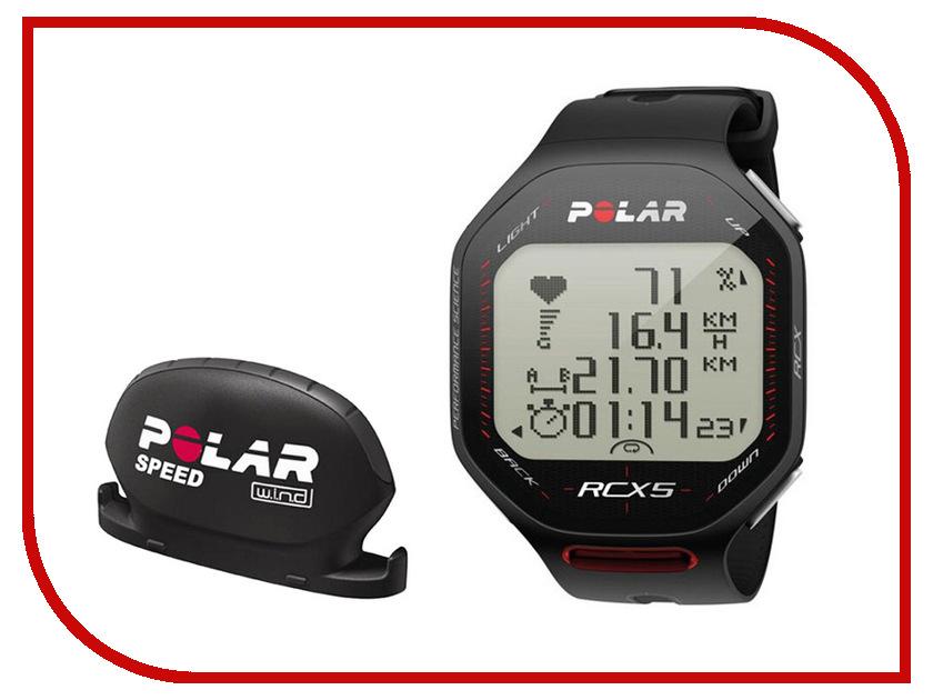 Пульсометр Polar RCX5 Bike Black<br>