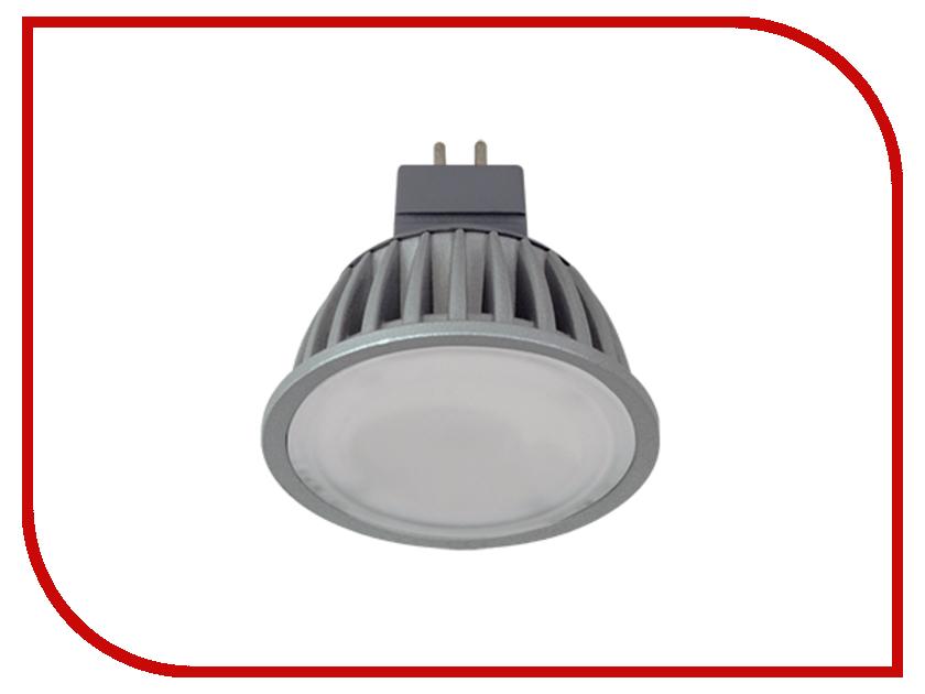 Лампочка Ecola MR16 LED Premium GU5.3 8W 220V 2800K матовое стекло M2LW80ELC<br>