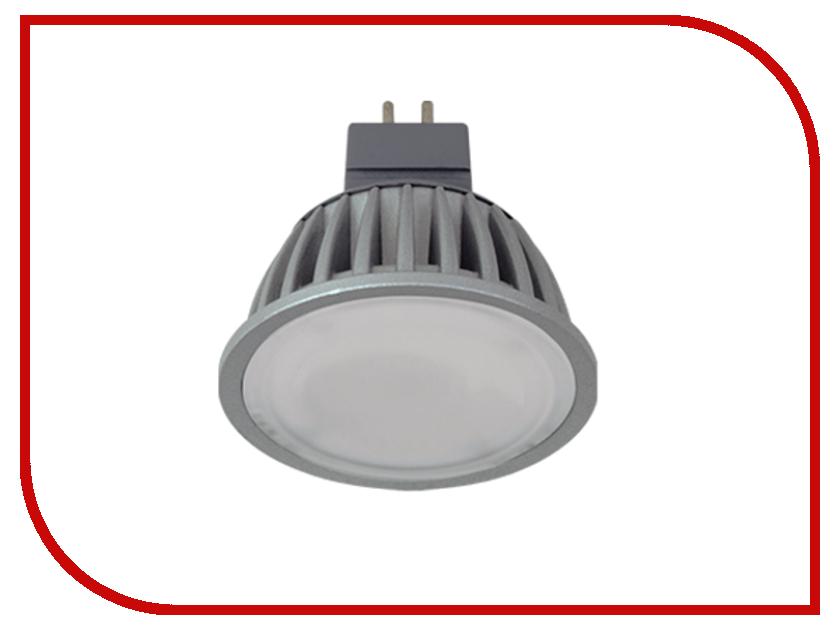 Лампочка Ecola MR16 LED Premium GU5.3 8W 220V 4200K матовое стекло M2LV80ELC<br>