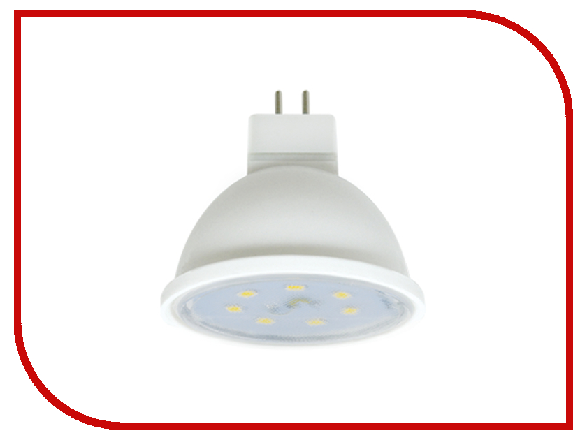 Лампочка Ecola MR16 LED Premium GU5.3 7W 220V 2800K прозрачное стекло M2ZW70ELC<br>
