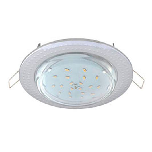 Лампочка Экономка GX53 6W 160-260V 580Lm 3000K Eco_LED6WGX53FR30