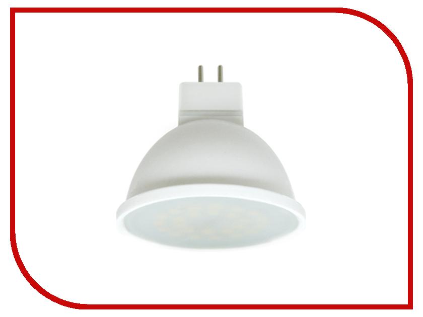 Лампочка Ecola MR16 LED GU5.3 7W 220V 2800K матовое стекло M2RW70ELC<br>