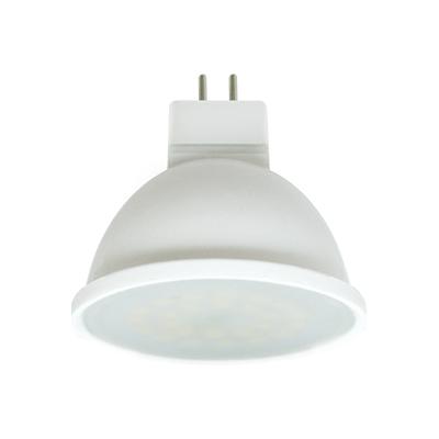 Лампочка Ecola MR16 LED GU5.3 5.4W 220V 2800K матовое стекло M2RW54ELB