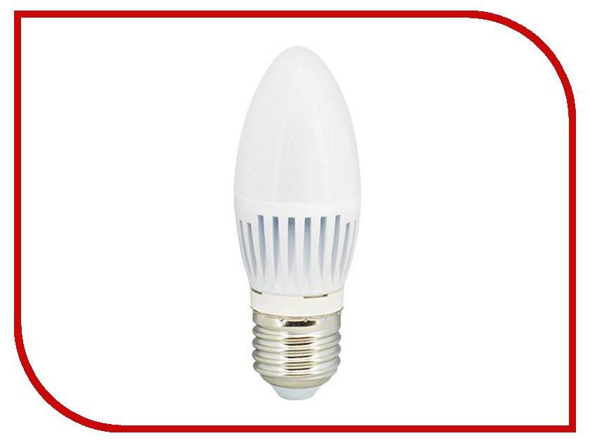 Лампочка Ecola Candle LED Premium E27 8W 220V 4000K свеча C7RV80ELC<br>