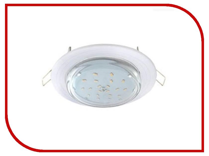 Светильник Ecola GX53 H4 2 круга White FW31H4ECB