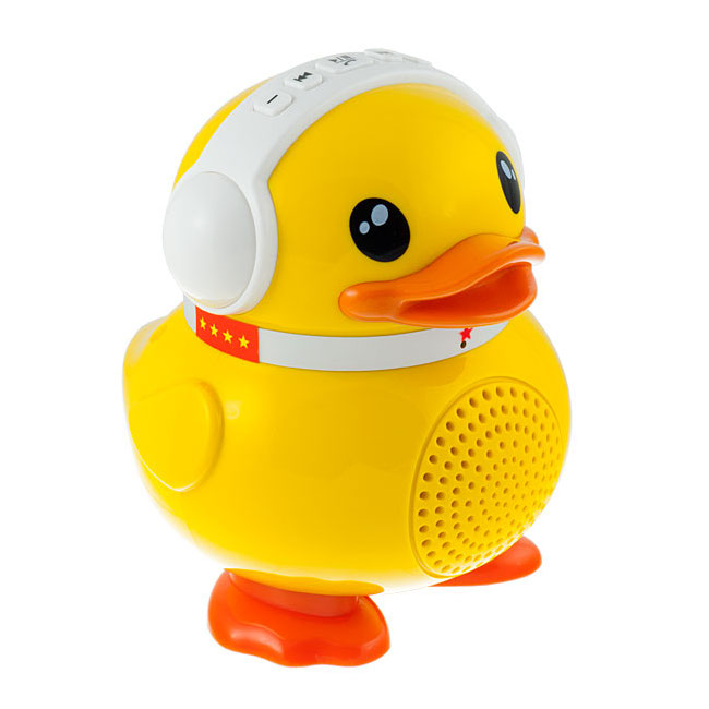 Колонка Perfeo Happy Duck Yellow PF-88