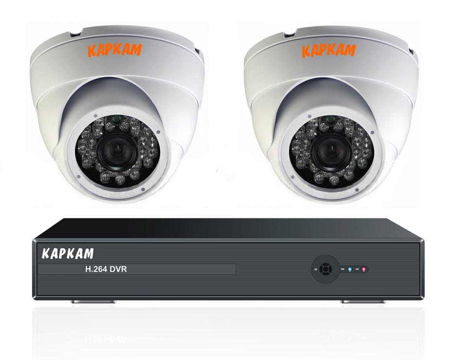 Видеонаблюдение CarCam A6004-735-2