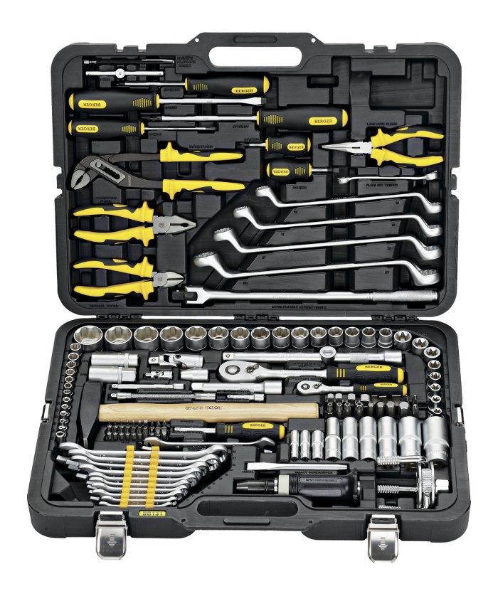 цена на Набор инструмента Berger BG131-1214