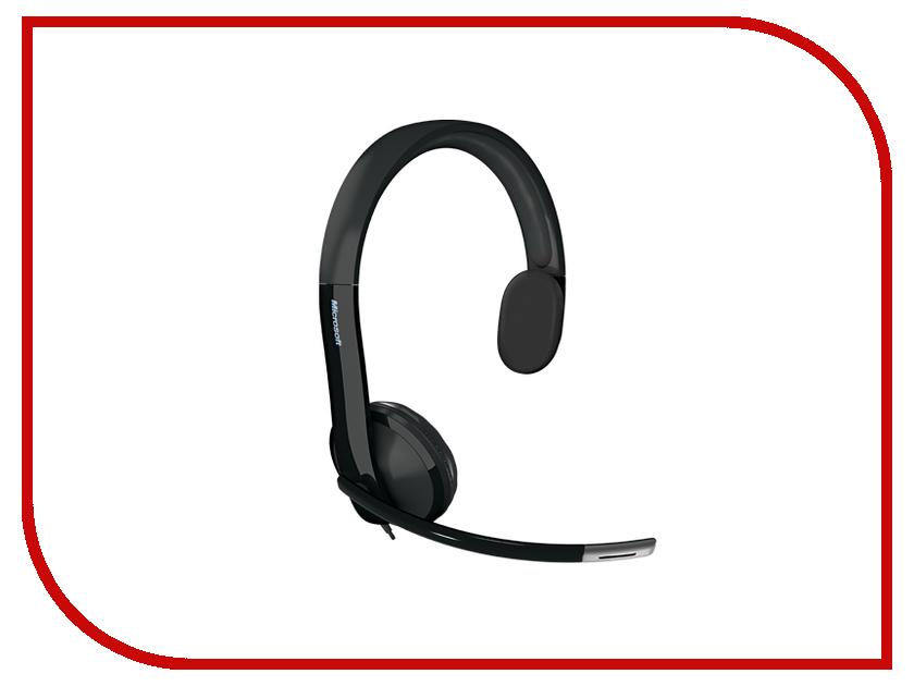 Microsoft LifeChat LX-4000 7YF-00001 моно гарнитура microsoft lx 4000 7yf 00001 накладные черный