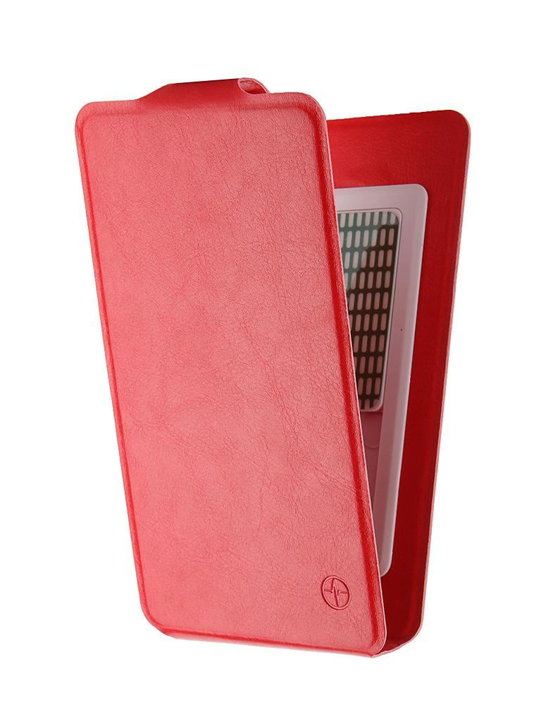 Купить чехлы универсальные   Аксессуар Чехол Pulsar Sticker Slide 5.1-5.5-inch L size Red PSS009