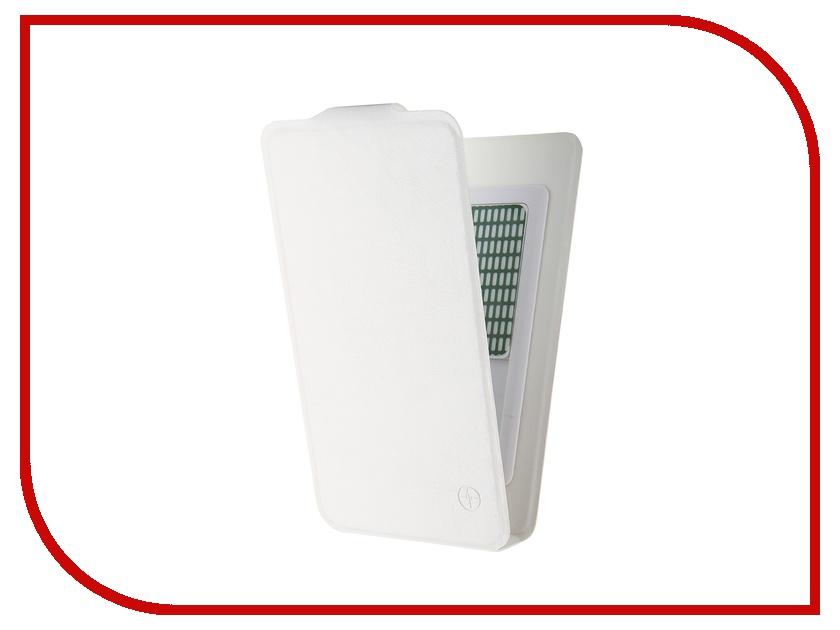 Аксессуар Чехол Pulsar Sticker Slide 5.1-5.5-inch L size White PSS007<br>