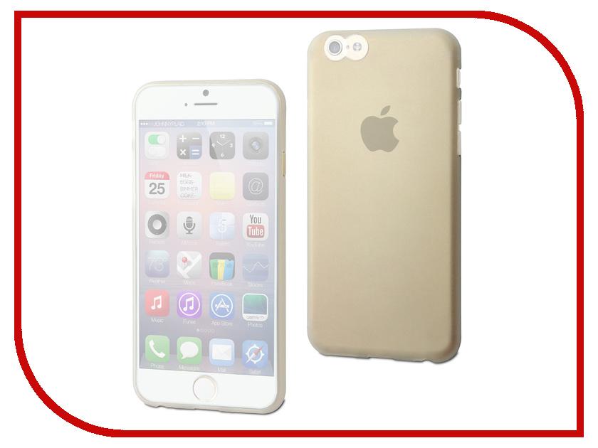 Аксессуар Чехол Muvit Thingel Case для iPhone 6 Transparent MUSKI0323<br>