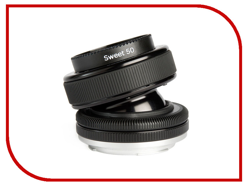 Объектив Lensbaby Composer Pro Sweet 50 for Sony NEX 83028 / LBCP50X<br>