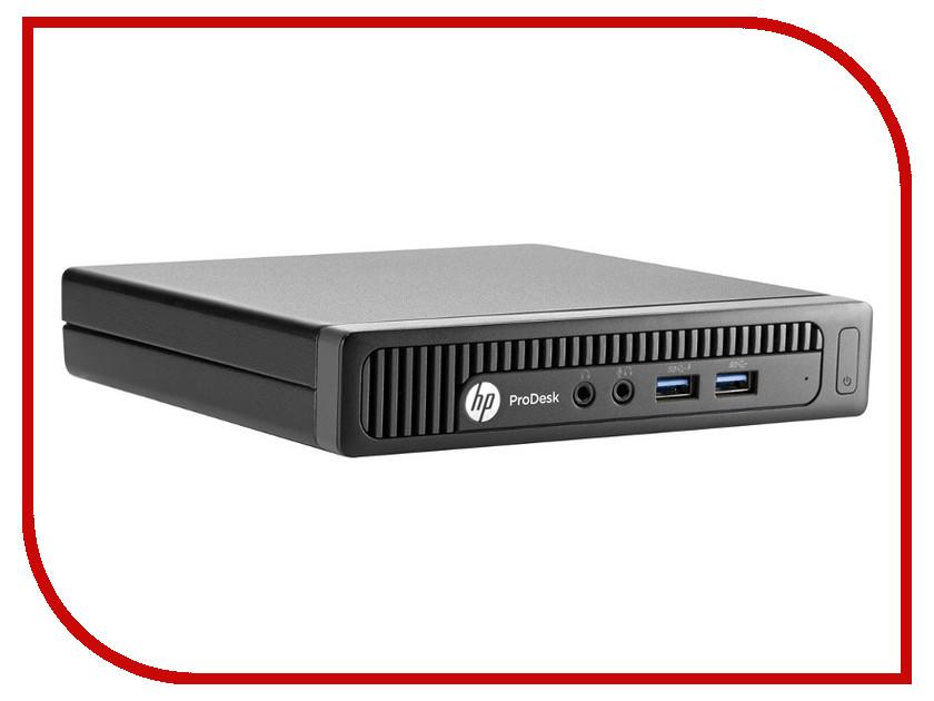 Неттоп HP 400 G1 Desktop Mini HPP-M3X29EA (Intel Core i3-4160T 3.1 GHz/4096Mb/500Gb/No DVD/Intel HD Graphics 4400/Wi-Fi/Windows 8.1)<br>